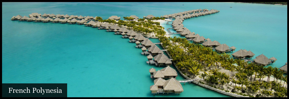 Luxury Honeymoon Packages to French Polynesia
